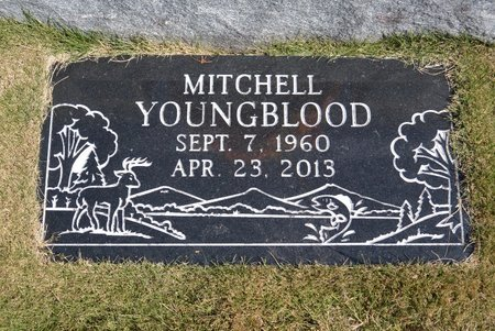 YOUNGBLOOD, MITCHELL - Towns County, Georgia | MITCHELL YOUNGBLOOD - Georgia Gravestone Photos