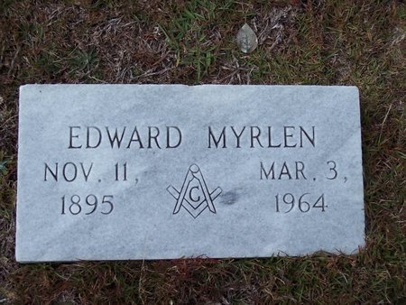 BENNETT, EDWARD MYRLEN - Troup County, Georgia | EDWARD MYRLEN BENNETT - Georgia Gravestone Photos