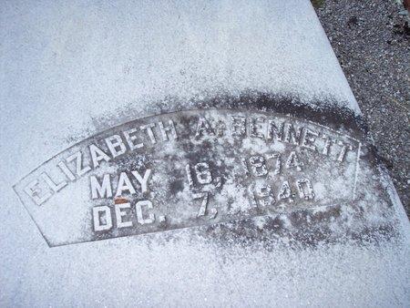 BOWLES BENNETT, ELIZABETH ANDERSON - Troup County, Georgia | ELIZABETH ANDERSON BOWLES BENNETT - Georgia Gravestone Photos