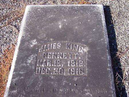 BENNETT, JAMES KING - Troup County, Georgia | JAMES KING BENNETT - Georgia Gravestone Photos