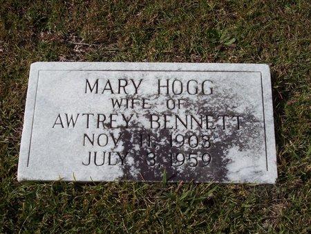 BENNETT, MARY - Troup County, Georgia | MARY BENNETT - Georgia Gravestone Photos