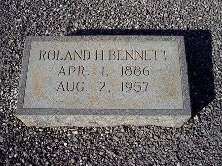 BENNETT, ROLAND H. - Troup County, Georgia   ROLAND H. BENNETT - Georgia Gravestone Photos