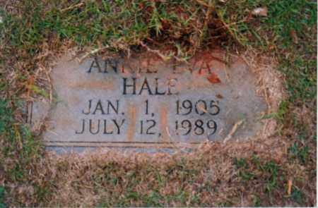 HALE, ANNIE EVA - Troup County, Georgia | ANNIE EVA HALE - Georgia Gravestone Photos