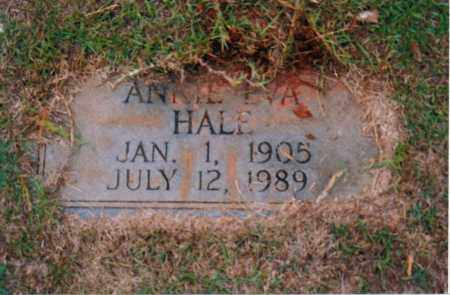 HALE, ANNIE EVA - Troup County, Georgia | ANNIE EVA HALE - Georgia Gravestone Photos