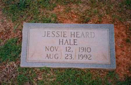 HEARD HALE, JESSIE MAE - Troup County, Georgia | JESSIE MAE HEARD HALE - Georgia Gravestone Photos