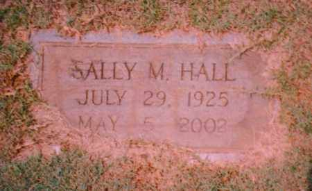 HALL, SALLY MAE - Troup County, Georgia | SALLY MAE HALL - Georgia Gravestone Photos