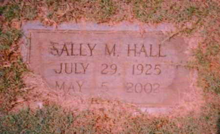 HALL, SALLY MAE - Troup County, Georgia   SALLY MAE HALL - Georgia Gravestone Photos