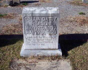 REASON, DELLA DAISY - Troup County, Georgia | DELLA DAISY REASON - Georgia Gravestone Photos