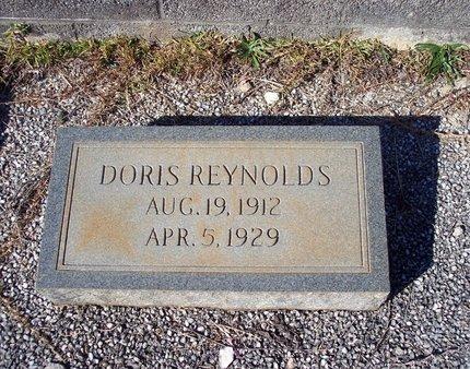 REYNOLDS, DORIS - Troup County, Georgia | DORIS REYNOLDS - Georgia Gravestone Photos
