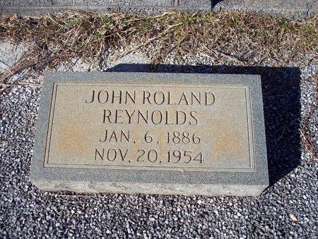 REYNOLDS, JOHN ROLAND - Troup County, Georgia   JOHN ROLAND REYNOLDS - Georgia Gravestone Photos