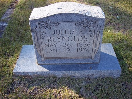 REYNOLDS, JULIUS E. - Troup County, Georgia | JULIUS E. REYNOLDS - Georgia Gravestone Photos