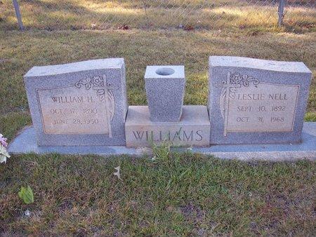 WILLIAMS, WILLIAM H. - Troup County, Georgia | WILLIAM H. WILLIAMS - Georgia Gravestone Photos