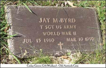 BYRD, JAN MARVIN - Walker County, Georgia | JAN MARVIN BYRD - Georgia Gravestone Photos