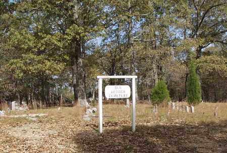 CEMETERY, SIGN - Walker County, Georgia   SIGN CEMETERY - Georgia Gravestone Photos