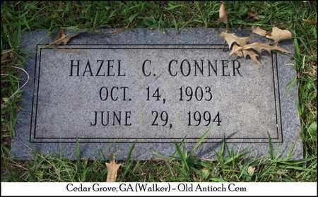 CONNER, HAZEL C. - Walker County, Georgia | HAZEL C. CONNER - Georgia Gravestone Photos
