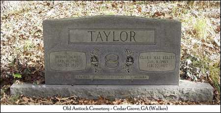 KELLY TAYLOR, CLARA MAE - Walker County, Georgia | CLARA MAE KELLY TAYLOR - Georgia Gravestone Photos