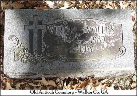 ROACH VOILES, VIRGIE VIOLA - Walker County, Georgia | VIRGIE VIOLA ROACH VOILES - Georgia Gravestone Photos