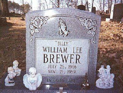 BREWER, WILLIAM LEE - Whitfield County, Georgia | WILLIAM LEE BREWER - Georgia Gravestone Photos